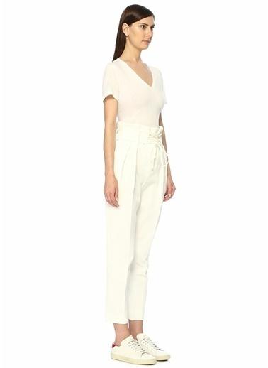 IRO Pantolon Beyaz